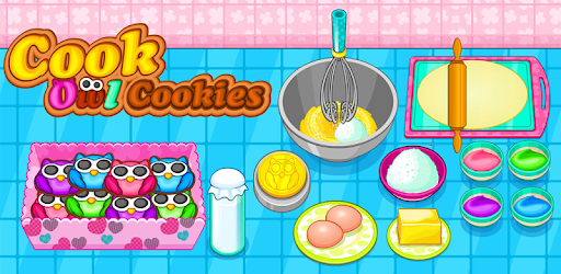 Cook owl cookies for kids pc screenshot