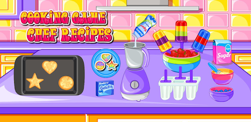 Cooking game - chef recipes pc screenshot