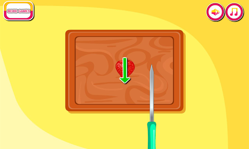 Cooking game - chef recipes APK screenshot 1