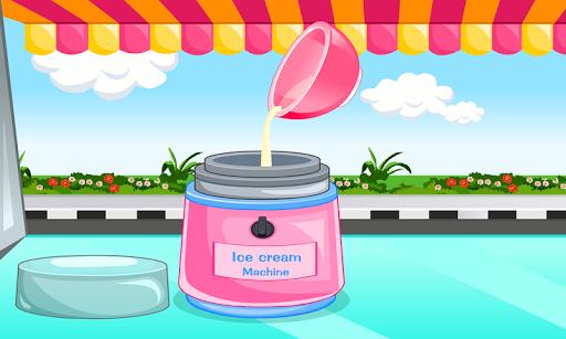 Cooking ice cream and gelato APK screenshot 1