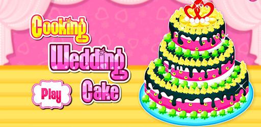 Cooking wedding cake pc screenshot