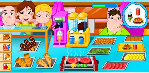 Fast food restaurant pc screenshot