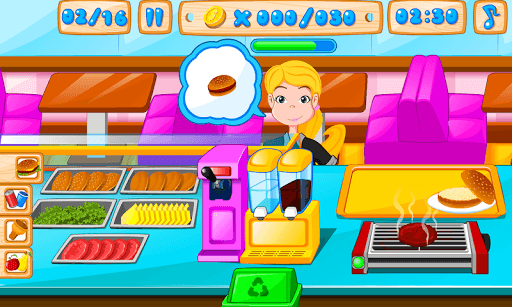 Fast food restaurant APK screenshot 1