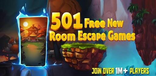 501 Free New Room Escape Game - unlock door pc screenshot
