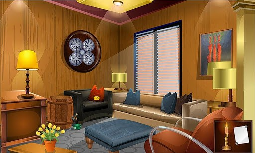 501 Free New Room Escape Game - unlock door APK screenshot 1