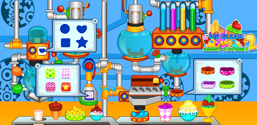 Ice cream and candy factory pc screenshot