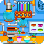 Ice cream and candy factory for pc icon