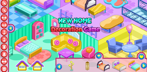 New home decoration game pc screenshot