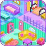 New home decoration game APK icon