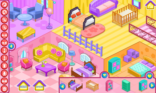 New home decoration game APK screenshot 1