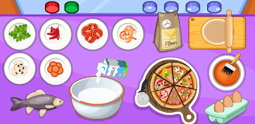 Pizza shop - cooking games pc screenshot
