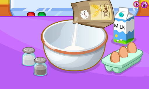 Pizza shop - cooking games APK screenshot 1