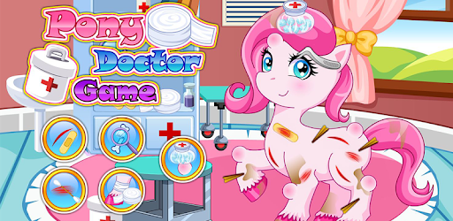 Pony doctor game pc screenshot
