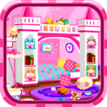 Princess room cleanup APK icon