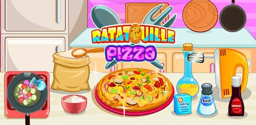 Ratatouille pizza pc screenshot