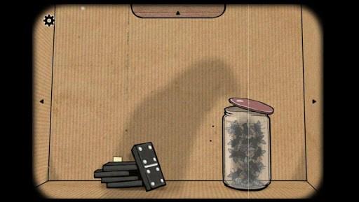 Cube Escape: Harvey's Box APK screenshot 1