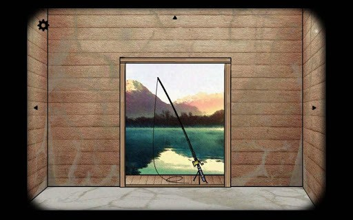 Cube Escape: The Lake APK screenshot 1