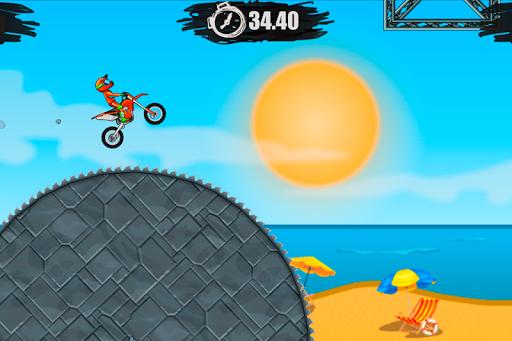 Moto X3M Bike Race Game APK screenshot 1