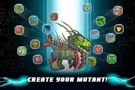 Mutant Fighting Cup 2 APK screenshot 1