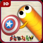 Slither Snake IO Superhero icon