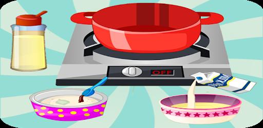 games cooking donuts pc screenshot