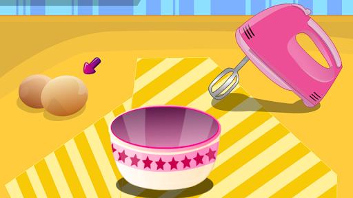 games cooking donuts APK screenshot 1