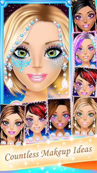 Makeup Salon APK screenshot 1