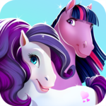 Baby Pony Daycare - Newborn Horse Adventures Game APK icon