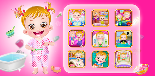 Baby Hazel Baby Care Games pc screenshot