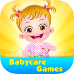 Baby Hazel Baby Care Games icon