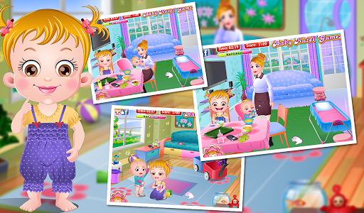 Baby Hazel Baby Care Games APK screenshot 1