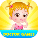 Baby Hazel Doctor Games Lite for pc icon