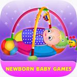 Baby Hazel Newborn Baby Games icon