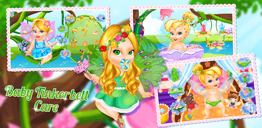 Baby Tinkerbell Care pc screenshot
