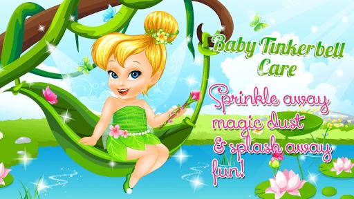 Baby Tinkerbell Care APK screenshot 1