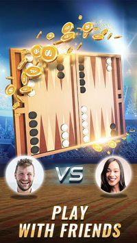 Backgammon – Lord of the Board – Online Board Game APK screenshot 1
