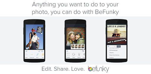 Photo Editor by BeFunky pc screenshot