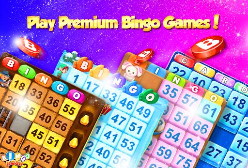 Bingo Bash – Slots & Bingo Games For Free By GSN APK screenshot 1