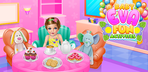 Baby Girl Fun Activities pc screenshot