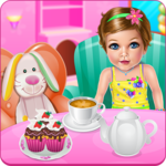 Baby Girl Fun Activities APK icon