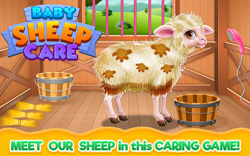 Baby Sheep Care pc screenshot 1