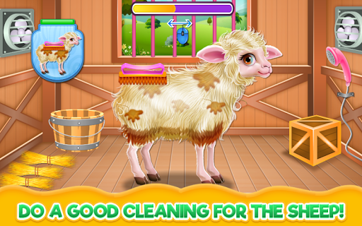 Baby Sheep Care apk screenshot 3