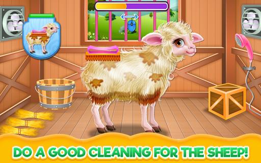 Baby Sheep Care APK screenshot 1