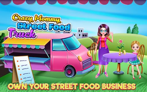 Crazy Mommy Street Food Truck APK screenshot 1