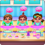 Crazy Mommy Triplets Care icon