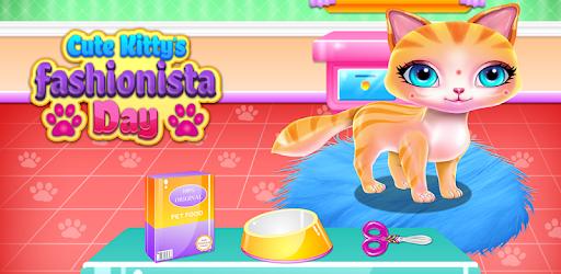 Cute Kitty Fashionista Day pc screenshot