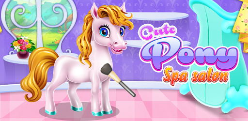 Cute Pony Spa Salon pc screenshot
