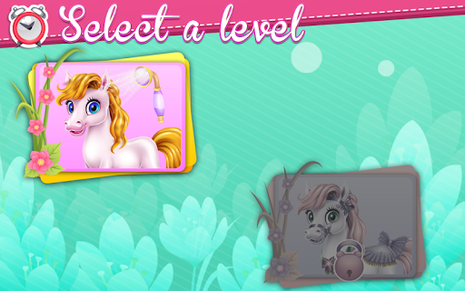 Cute Pony Spa Salon pc screenshot 2