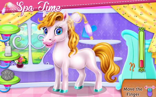 Cute Pony Spa Salon APK screenshot 1