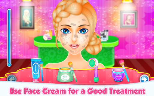 Girl Make Up Salon APK screenshot 1